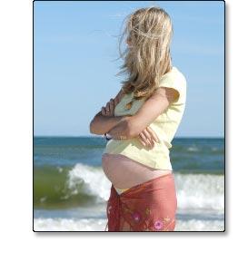 Perte de poids pendant la grossesse